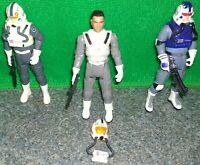 Star Wars Clone Pilots Commander Davijaan Odd Ball, ARC-170 Elite Squad & Basic