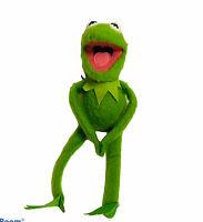 Vintage 1981 Fisher Price Kermit the Frog 850 Plush Muppet Jim Henson Toy Doll