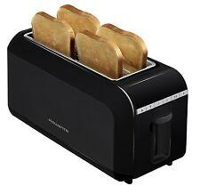 Rowenta TL681830 4er Toaster 1.600 W mit digitale Anzeige #Y19-5436