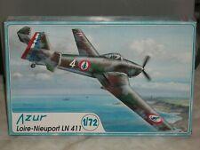 Azur 1/72 Scale Loire-Nieuport LN 411