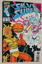 Marvel Comics The Silver Surfer #83 Aug 1993 Traitor! Feel The Fury Of Firelord