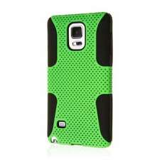 MPERO FUSION M Series Protective Case for Samsung Galaxy Note 4 - Neon Green