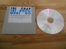 CD Indie The Chap - The Show Must Go On (17 Song) LO RECORDINGS cb