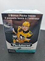 2020-2021 NHL Upper Deck Parkhurst Prominent Prospects Hockey Cards Blaster Box