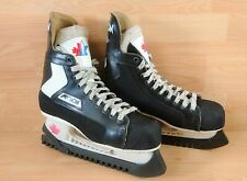 Micron 650 Ice Skate Boots Size UK 9.