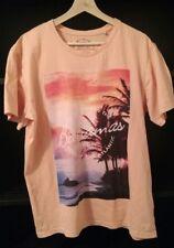 Bahamas Soul of the Atlantic XL Orange T-SHIRT Iconic Soul Forever Summer