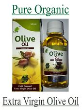 OLIVE OIL 100% PURE & NATURAL EXTRA VIRGIN FOR SKIN AND HAIR CARE - 100ML/3.5OZ