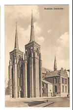 Roskilde Domkirke, Cathedral, Unposted  PPC, by Flensborg