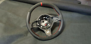 Steering Wheel Alfa Romeo 159 New Leather Alcantara
