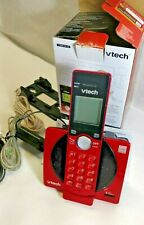 VTech Red Cordless Phone System - VTech CS6919-16