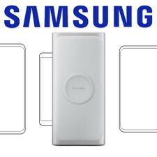 GENUINE Samsung Fast Qi Wireless Battery Pack Charger Power Bank 10000 mAH