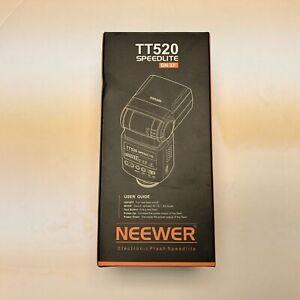 Neewer TT520 Flash Speedlite GN 33