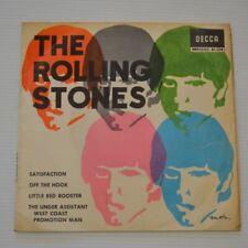 "ROLLING STONES - SATISFACTION - 1965 SPAIN 7"" EP 4-TRACKS"