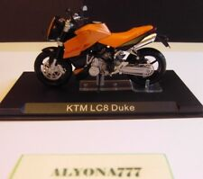 KTM DUKE LC8 1/24 Ixo Orange Moto Bike Motorcycle 1:24 Altaya / IXO *NEW* Rare
