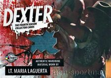 DEXTER SEASON 4 COSTUME D4CMLR LT. MARIA LAGUERTA