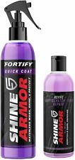 SHINE ARMOR Fortify Quick Coat & Revive Scratch Repair-2 Bottles