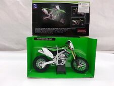NEW RAY MODELLINO MOTOCROSS KAWASAKI JAPAN DIRT BIKE SCALA 1:12