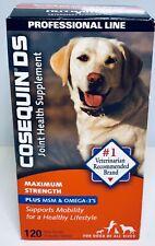 Cosequin DS Joint Health Supplement 120 Tabs Exp 2020+  7716