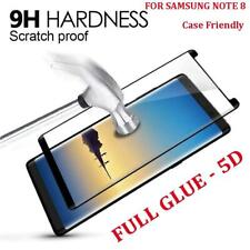 For Samsung Galaxy Note 8 Full Glue Tempered Glass Screen Protector Cover