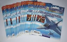 Aircrafts Helicopters Military Lotto 25 Booklets Fabbri Editor