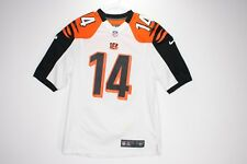 Nike Bengals Elite Andy Dalton #14 Authentic On Field Jersey Small - Stain