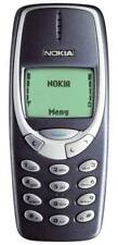 Unlocked Nokia 3310 Dark Blue Factory GSM Multiple languages and keyboards Phone