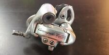Campagnolo Titanium Record 9 speed rear derailleur mech road bicycle USED