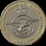 2018 Royal Air Force £2 Coin Brilliant Uncirculated By The Royal Mint
