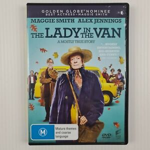 The Lady In The Van DVD - Maggie Smith - Alex Jennings - FREE TRACKED POSTAGE