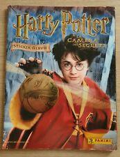 Harry Potter e la camera dei segreti album Panini completo