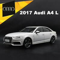 Original 1/18 2017 All New Audi A4L A4 Diecast Metal Car Model Collections White