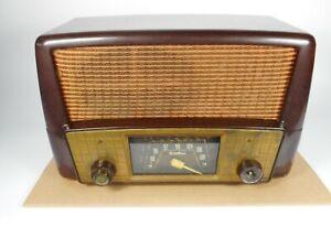 Vintage Truetone Bakelite AM/FM Tube Radio Model D-2026 D2026 Superheterodyne