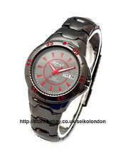 Omax Gents Divers 50M Day/Date Seiko Movt RRP £79.99 CLEARANCE!!!