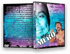 Marc Mero Wrestling Shoot Interview DVD, WCW Johnny B Badd WWF WWE Sable