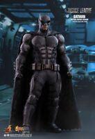 Hot Toys 1/6 DC Justice League MMS432 Batman Tactical Batsuit Ver Action Figure