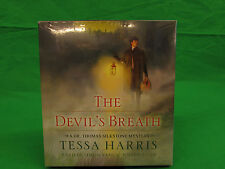 The Devil's Breath (Dr. Thomas Silkstone Mysteries, Book 3) Audio Tessa harris