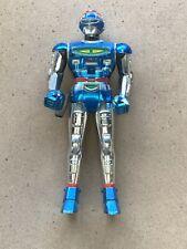 Space Sheriff Shaider Blue BANDAI 1984 Asahi - Tsushinsha Japan Chogokin