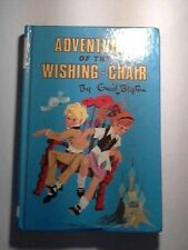 Adventures of the Wishing-chair (Wishing Chair S.) by Blyton, Enid Hardback The