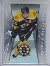 08/09 Fleer Ultra Boston Bruins Patrice Bergeron EX card #ex39