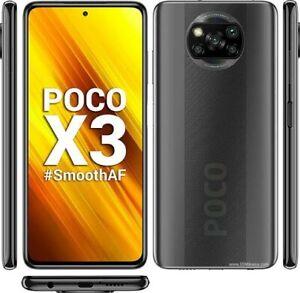Used Xiaomi Poco X3 NFC Dual 4G 64GB Grey (6GB) Unlocked