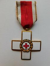 DRK Ehrenkreuz Für Verdienste um das Rotes Kreuz in Gold