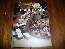 VTG 1978 Family Circle COOKIE & CAKE BOOK cookbook recipe