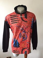 Uhlsport maglia portiere calcio jersey football shirt vintage goalkeeper