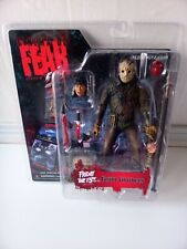 MEZCO CINEMA OF FEAR SERIES 2 Friday the 13th Jason Voorhees NEUF PERFECT RARE