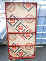 - symons  concrete Forms new 2'x 4' only $59.00!!!!!!I