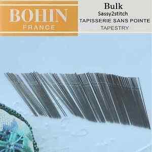 Bulk Bohin #26 Tapestry Needles