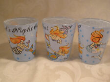 Shot Glass Mermaid Small Cup Girls Night Out Cape Shore NEW