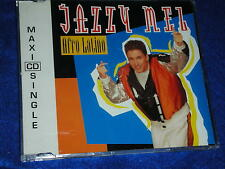 CD maxi single JAZZY MEL afro latino 1991 A.N.GUERRIERI mix