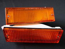 Mitsubishi Triton Ute ME-MJ 86-96 Front Bar Lights NEW Bumper indicator NEW 88