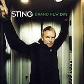 STING BRAND NEW DAY AUDIO CD 1999 A&M RECORDS CRC CLUB EDITION LIKE NEW